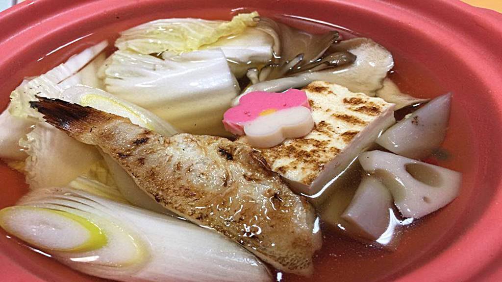 ノドグロ鍋